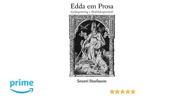 SNORRI STURLUSON EDDA EM PROSA PDF DOWNLOAD
