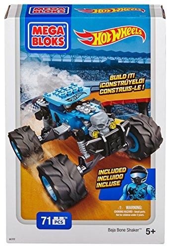 (Mega Bloks Hot Wheels Baja Bone Shaker)