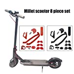 Parte-di-riparazione-YIDOU-Scooter-Parafango-Light-Clamped-Guard-Ring-Pastiglie-freno-a-disco-Cavalletto-per-Xiaomi-M365-Pro