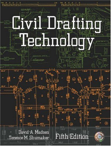 Civil Drafting Technology, Fifth Edition