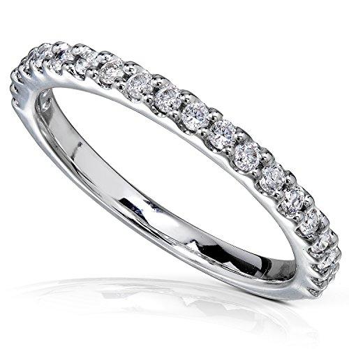 Diamond Wedding Band 1/4 CTW in Platinum
