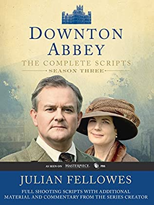 book cover of Downton Abbey Script Book Season 3