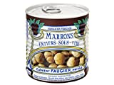 Clement Faugier Whole Peeled Chestnuts Vacuum Packed - 240g - 8.0 oz (3 PACK)