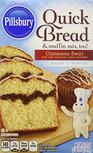 Pillsbury Cinnamon Swirl (Pack of 3)