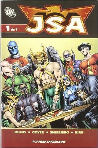 JSA Nº1 (DC Cómics)