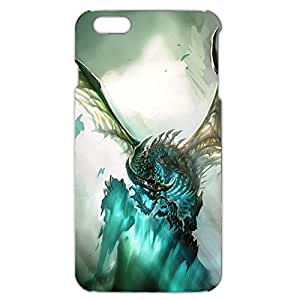 Eye-Catching Pattern World of Warcraft Phone Case Cover for Iphone 6 Plus / 6s Plus ( 5.5 Inch )