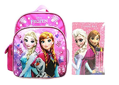 Frozen Elsa & Anna Girls 10
