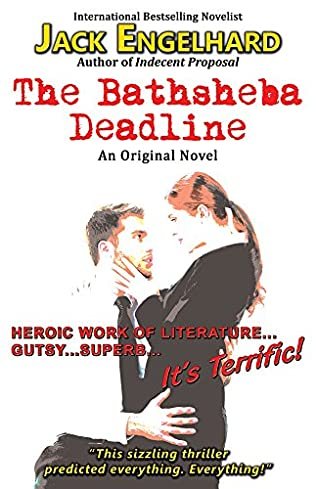 book cover of The Bathsheba Deadline