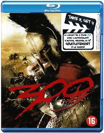 300 Blu-Ray IMPORT No hay versión española: Amazon.es: Gerard ...