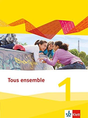 Tous ensemble 1: Schülerbuch 1. Lernjahr (Tous ensemble. Ausgabe ab 2013) (Französisch) Gebundenes Buch – 1. April 2013 Falk Staub Klett 3126235018 Schulbücher