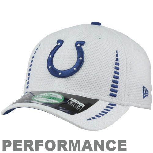 is Colts Training Camp Youth 3930 Cap, White, Child ()