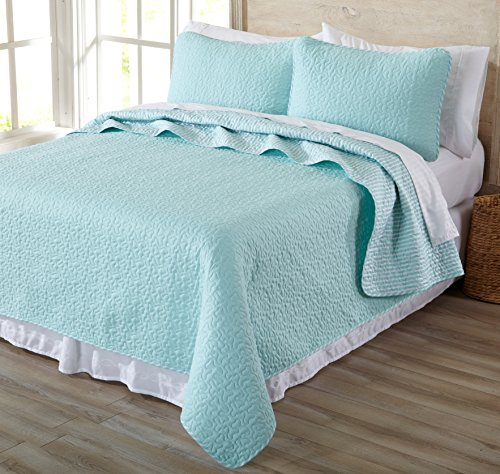 queen size quilt and shams - 9
