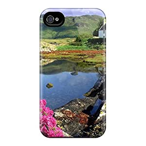 High-end Case Cover Protector For Iphone 4/4s(retirement)