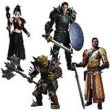 Dragon Age Series 1 Action Figure Set
