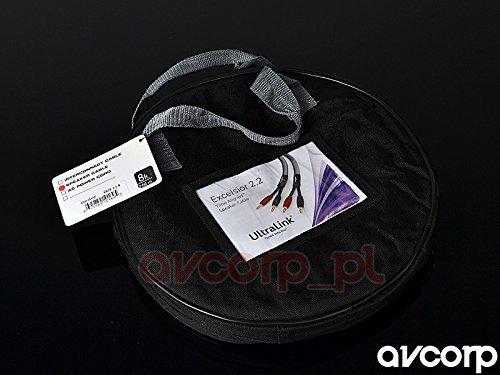 UltraLink Excelsior 2.2 time-aligned Cable para altavoces 2,5 m par: Amazon.es: Electrónica