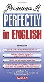 Pronounce It Perfectly in English, Jean Yates, 0764128175