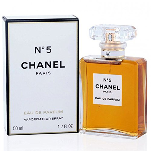 Chanel No 5 Eau De Parfum Spray (Chânel No. 5 Eau De Parfum Spray for Woman. EDP 1.7 fl oz, 50 ml)