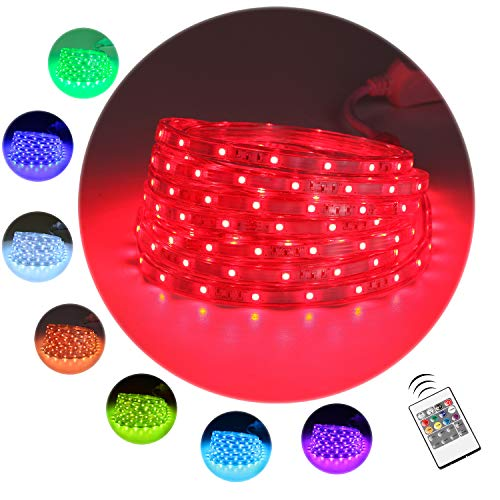 4 Color Led Rope Light