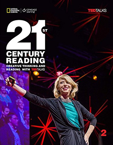 21st Century Reading 2: Creative Thinking and Reading with TED Talks