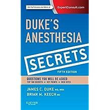 Duke's Anesthesia Secrets