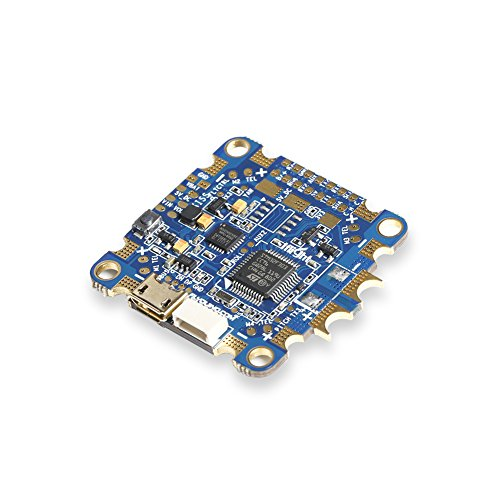 Philosophy Kiss - Kiss iFlight Flyduino Kiss Licensed AIO Flight Controller FC Integrated OSD for FPV Racing Drone Quadcopter
