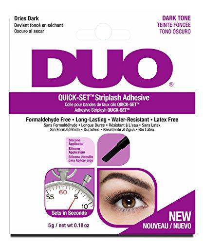 Duo Lash Adhesive - Duo Adhesives, Quick-Set Adhesive Dark Tone