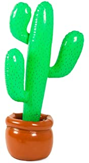 Childrens Fancy Party Inflatable Cactus 170cm Toys Kids Book Week Day Accessory