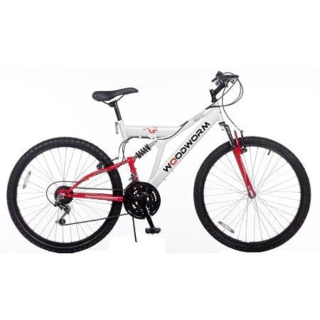 Woodworm Gxi Pro Dual Suspension Junior Mountain Bike Ages 11 14
