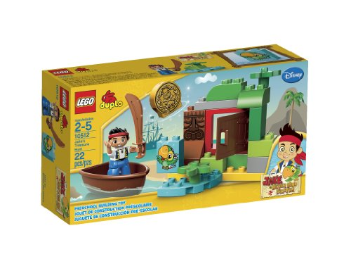 LEGO DUPLO Jakes Treasure Hunt