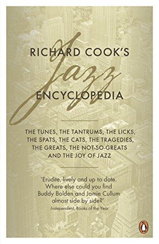 (Richard Cook's Jazz Encyclopedia)