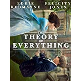 DVD cover for The Theory of Everything