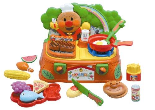 Anpanman Kitchen Cooking Set