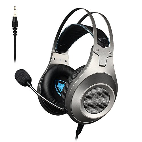 Over Ear Boom Style Headset - 5