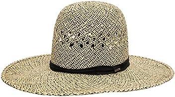 ca94d1ec94d283 Resistol 10X Natural & Black Boyd Straw Hat