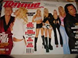 img - for Gene Simmon's Tongue Magazine Spring 2002 (Premiere Issue) book / textbook / text book
