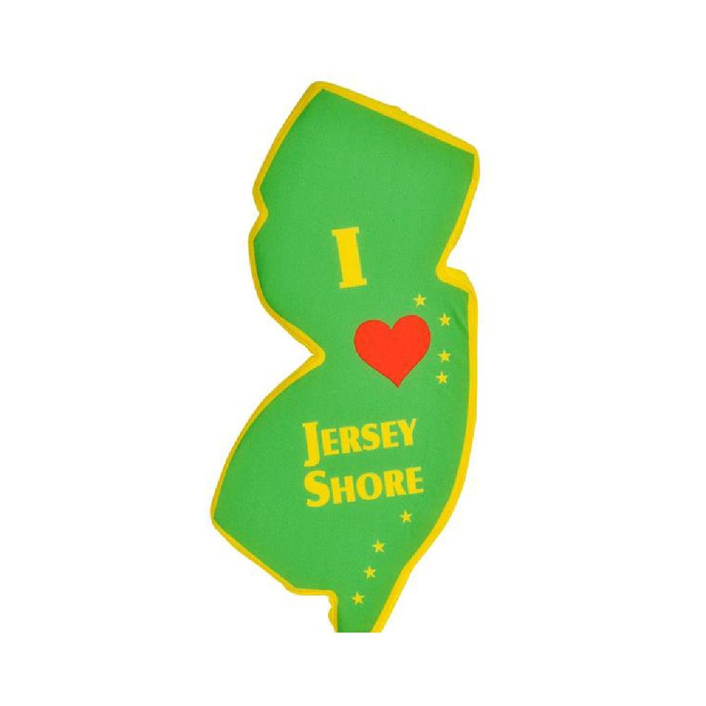 15'' I Love Jersey Shore Plush State