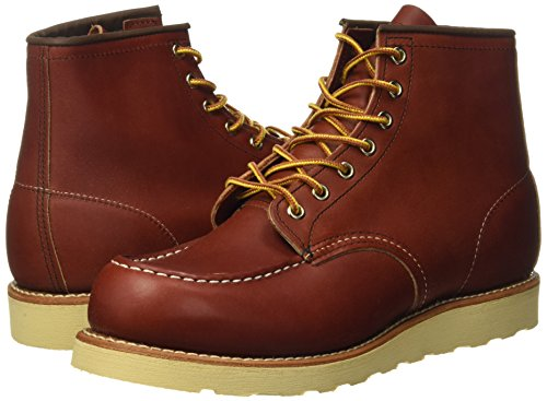 Casual Casual Wing Rosso uomo Red Oro Rotbraun Rot 4RFxqB5w6