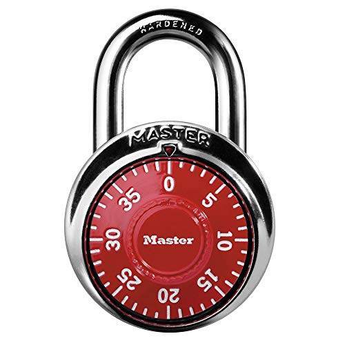Master Lock Padlock, Standard Dial Combination Lock, for sale  Delivered anywhere in Canada