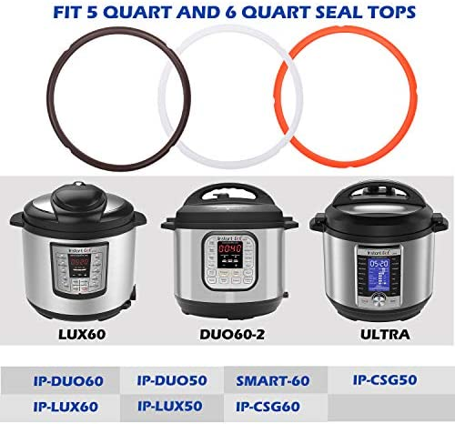 Genuine Sealing Ring Clear 5 Or 6 Quart Pressure Cooker Parts New