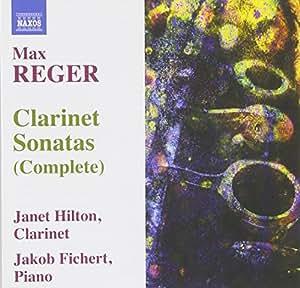 Complete Clarinet Sonatas