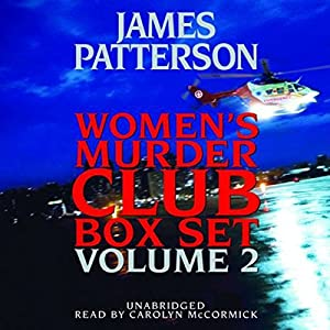 Women's Murder Club Box Set, Volume 2 Audiobook