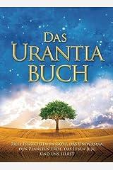 Das Urantia Buch (German Edition) Hardcover