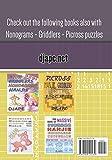 Nonograms Griddlers Picross Hanjie book: Japanese