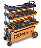 BETA TOOLS C27S FOLDING TOOL TROLLEY FOR PORTABLE