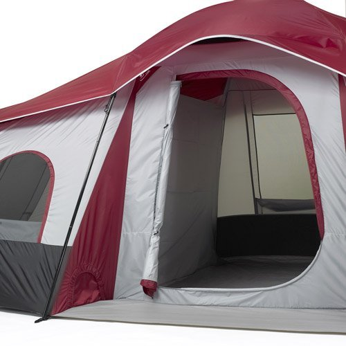 Ozark Trail 10 Person 3 Room Xl Family Cabin Tent Import