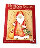 img - for Heirloom Santas and Noahs Ark Too 14 Acrylic (Projects & a Dozen New Santa Ornaments, Volume 23 Nostalgic Santa Figures) book / textbook / text book
