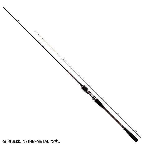 ダイワ(Daiwa)タイラバロッドベイト紅牙AIRK67XHB-METAL釣り竿の画像