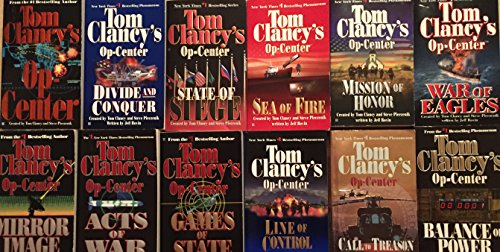 Op-Center Series Set by Tom Clancy 11 Book Set ()