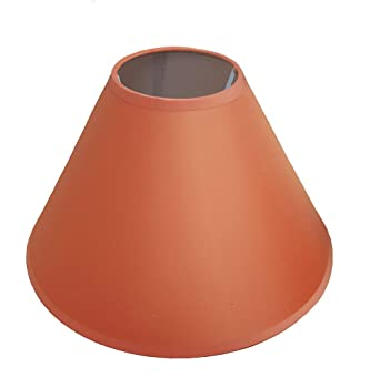 14 coolie ceiling table lamp shade main colour terracotta 14quot coolie ceiling table lamp shade main colour terracotta mozeypictures Choice Image