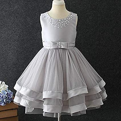 Sweet Pretty Child Toddler Baby Girls Skirt Princess Party Dresses Kids Clothes